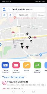 kentkart mobile v5.0.6 screenshots 3