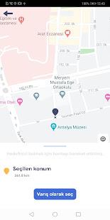 kentkart mobile v5.0.6 screenshots 5