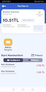kentkart mobile v5.0.6 screenshots 8