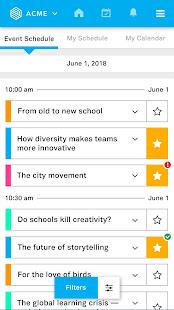 klik Event App v1.1.1 screenshots 2
