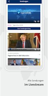 tagesschau – Aktuelle Nachrichten v3.1.3 screenshots 4