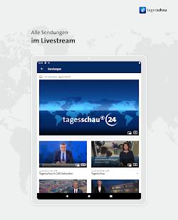 tagesschau – Aktuelle Nachrichten v3.1.3 screenshots 8