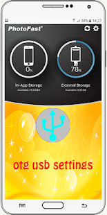 usb otg settings driver connect phone for android v3.6 screenshots 3