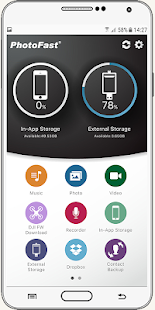 usb otg settings driver connect phone for android v3.6 screenshots 4