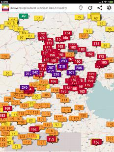 Air Quality Real time AQI v3.5 screenshots 9