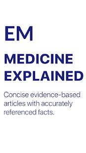 Explain Medicine v1.0.7 screenshots 1