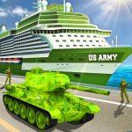 Free Download US Army Cargo Transport: Cruise Ship Simulator  APK