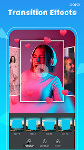 Photo video maker v5.0 screenshots 3