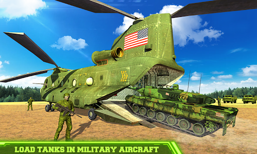 US Army Cargo Transport Cruise Ship Simulator v screenshots 3